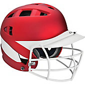Worth Liberty Women's Fastpitch Batting Helmet with Facemask
