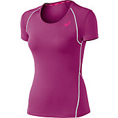 Asics Women's Lite-Show Favorites SS Performance Shirt