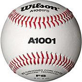 Wilson A1001 Collegiate Flat Seam Baseball (Dozen)