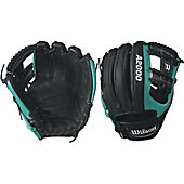 "Wilson 2017 A2000 RC22 GM 11.5"" Infield Baseball Glove"