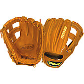 "Wilson A2000 Evan Longoria Game Model 11.75"" Baseball Glove"