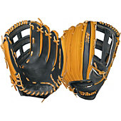 "Wilson 2013 A2K Series Dual Post 12.75"" Baseball Glove"