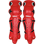 Wilson ProMotion Fastpitch Catcher's Leg Guards
