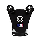 WILSON YOUTH NECK & THROAT PROT BLACK