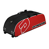 DeMarini Youth Wheeled Rolling Bat Bag