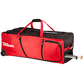 Wilson Pudge Catcher Bag On Wheels