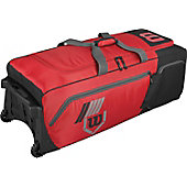 Wilson Pudge 2.0 Wheeled Catcher's Bag