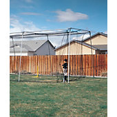 Atec 54' Free Standing Batting Cage Frame