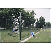 Atec 70' Free Standing Batting Cage Frame