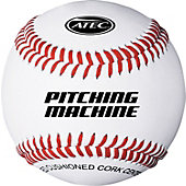 Atec Leather Pitching Machine Baseballs (Dozen)