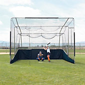 Atec Varsity Portable Backstop Cage