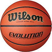 "Wilson Men's Evolution Game Basketball (29.5"")"