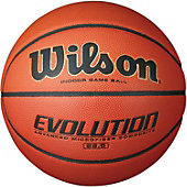 "Wilson Intermediate Evolution Game Basketball (28.5"")"