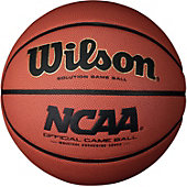 "Wilson Men's NCAA Official Game Basketball (29.5"")"