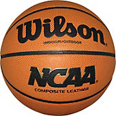 "Wilson Men's NCAA Composite Basketball (29.5"")"