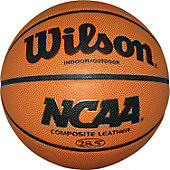 "Wilson Intermediate NCAA Composite Basketball (28.5"")"