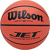 WILSON JET OFFICIAL SIZE BASKETBALL