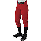 Wilson Pro T3 Womens Low-Rise Pants with Belt Loops