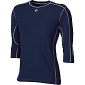 DeMarini Men's CoMotion Mid Sleeve Performance Shirt