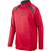 DeMarini Adult Heater Fleece 1/2 Zip Pullover