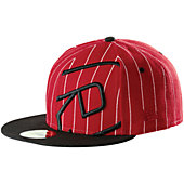 DeMarini Pinstripe D Fitted Cap