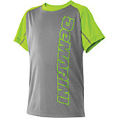 DeMarini Youth Yard Work Vertical Wordmark Training T-Shirt