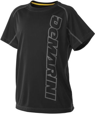 DeMarini Youth Yard Work Vertical Wordmark Training T-Shirt