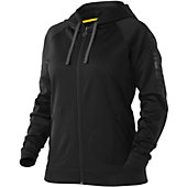 DeMarini Women's Full Zip Fleece Hoodie