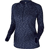 DeMarini Women's 1/4 Zip Fleece Pullover