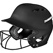 DeMarini Women's Paradox Fitted Pro Batting Helmet w/ SB Mas