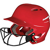 DeMarini Paradox Protege Pro Batting Helmet w/ Softball Mask