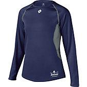 DeMarini Women's Game Day Long Sleeve Performance Shirt