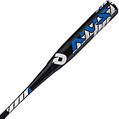 DeMarini 2016 NVS Vexxum -10 Big Barrel Baseball Bat 2 5/8""