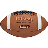 Wilson GST Composite TDY Youth Game Football