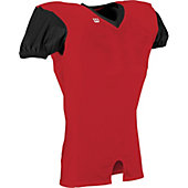 Wilson Youth Contour Fit Two-Color Football Jersey