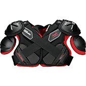 WILSON X SERIES SHOULDER PADS 12U