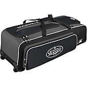 Louisville Slugger Series 5 Rig Wheeled Bat Bag