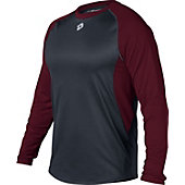 DeMarini Youth Team Performance Long Sleeve Shirt
