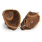 "Nokona Walnut Fastpitch 32.5"" Softball Catcher's Mitt"