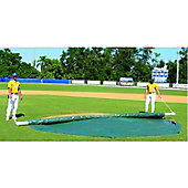 Jaypro Round Wind Weighted Mound Cover