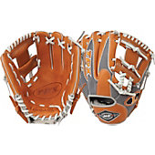 "Louisville HD9 Series Orange/Grey 11.25"" Baseball Glove"