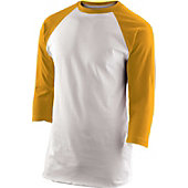 Team Express Gear Adult Gold 3/4 Sleeve Shirt
