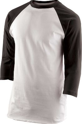 Team Express Gear Youth Black 34 Sleeve Shirt