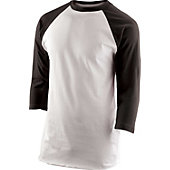 Team Express Gear Youth Black 3/4 Sleeve Shirt