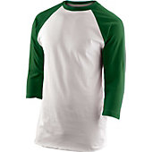 Team Express Gear Youth Forest 3/4 Sleeve Shirt