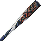 "Rawlings 2015 RX4 -11 Jr. Big Barrel Baseball Bat (2 5/8"")"