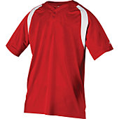 Rawlings Youth Two-Button Pullover Jersey