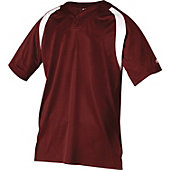 Rawlings Youth Two-Button YJP2F Insert Jersey