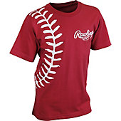 Rawlings Youth Baseball Stitch T-Shirt