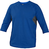 Rawlings Youth 3/4-Sleeve Performance Shirt